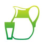 ikona mlieko